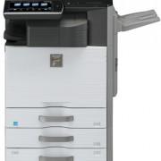Daugiafunkcinis spausdintuvas Sharp MX-2640N_su vidiniu finiseriu