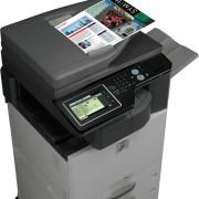 Daugiafunkcinis spausdintuvas Sharp MX2314N virsu