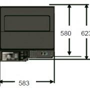 SHARP MX-3111U gabaritai