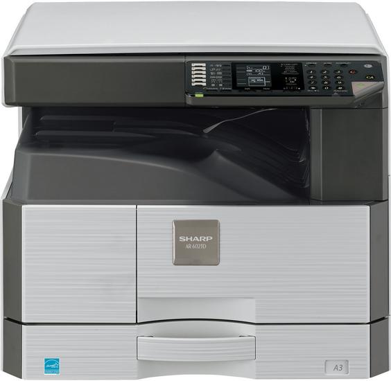 Sharp AR6020N bazinė komplektacija