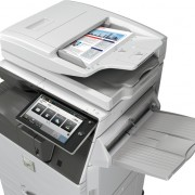 Sharp MX3070N iš viršaus