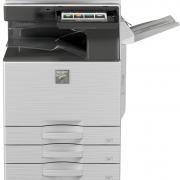 Sharp mx-4050n-mx-3550n-mx-3050n front PNG