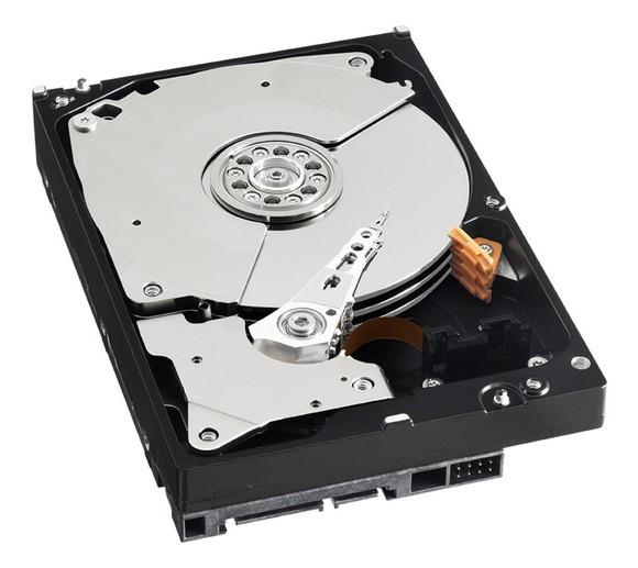 Spausdintuvo kietas diskas