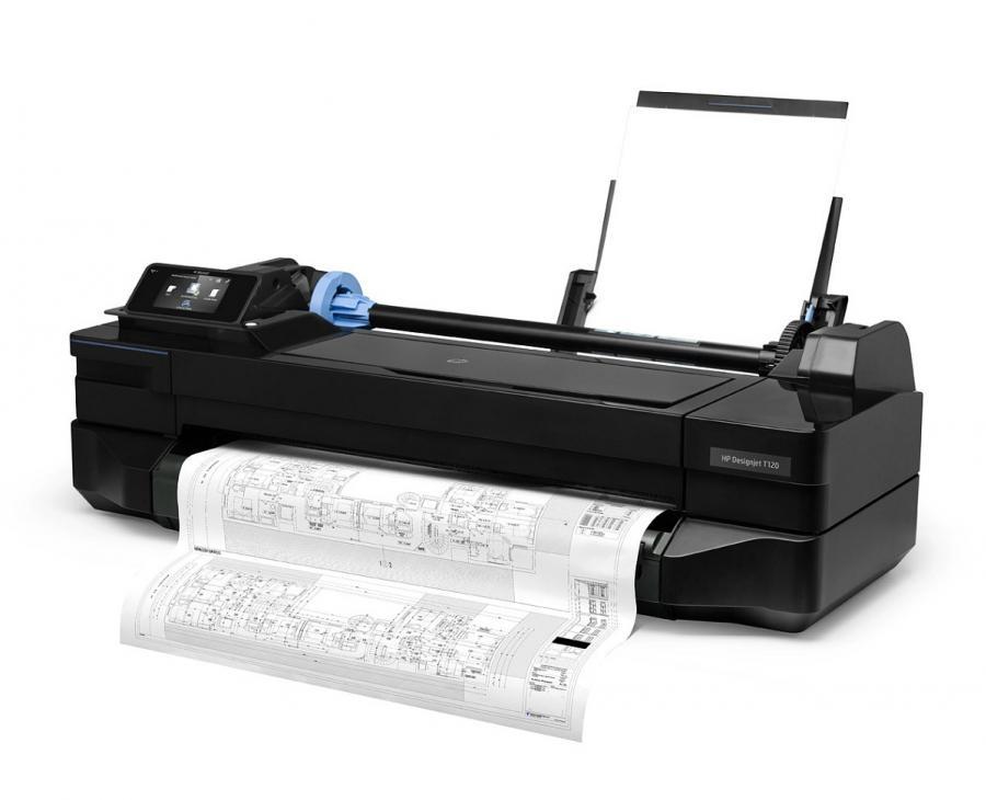 Didelio formato spausdintuvai