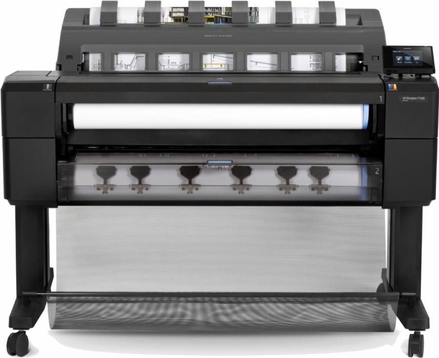 Didelio formato spausdintuvas